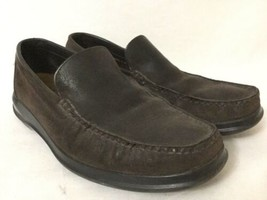 Cole Haan Slip-On Leather Loafers Casual Shoes men's size 9 M - $29.70