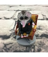 Disney Pixar Zootopia Mr. Big Mole Rat Shrew Mafia Godfather Figure Cake... - $7.91