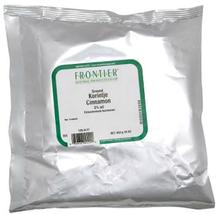 Frontier Herb, Ground Cinnamon, 1 lb Bulk powder, kosher Korintje - $14.99