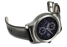 LG G Smart Watch R Urbane W150 Android Wear Watch 4GB 1.3 P-OLED 1.2GHz (BLACK) image 2