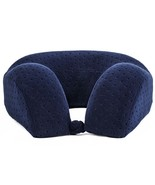 U Shaped Neck Soft Travel Pillows Slow Rebound Space Memory Foam Bus Air... - $16.14+