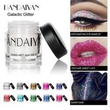 Eyes/Face/Hair/Body Nail Art Glitter Powder Makeup Cosmetics Holographic... - $6.99