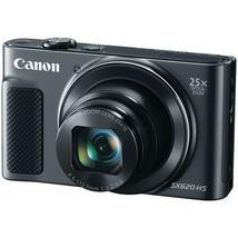 Canon 20.2-megapixel Powershot Sx620 Digital Camera (black) - $379.00