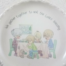 Vintage 1994 Enesco Precious Moments Lords Blessing Collector Plate 10 Inch - $24.59