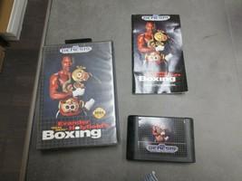 """Evander Holyfield's """"Real Deal"""" Boxing (Sega Genesis, 1992) - $9.49"""