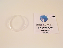 Watch Crystal For SEIKO 5106 7040 Presmatic Plexi-Glass New Spare Part C... - $20.37