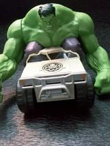 Avengers Marvel Hulk Smash Vehicle.With Sounds, 2015 Jakks Pacific - No ... - $19.99