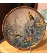 Lenox Golden Splendor Collector Plate 1992 - $11.29