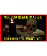 Black Voodoo Magick, Think and dream of me, Voodoo, Love spell, magic sp... - $29.97