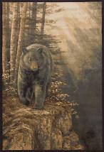 United Weavers Wild Wings Genesis Rocky Black Bear Natural Oversize Rug ... - $449.00