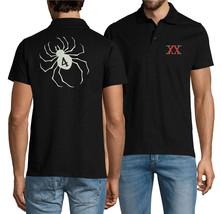 Embroidered Hunter X Hunter Phantom Troupe Spider Anime Sportswear Polo Shirt Fo - $24.00