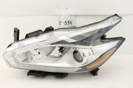 Oem Headlight Headlamp Head Lamp Light Led 15-18 Nissan Murano Hid Chip Mount - $376.20