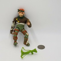 1989 Vintage vtg Rat King W/ Crossbow Weapon (Loose Joints) TMNT Action ... - $5.72