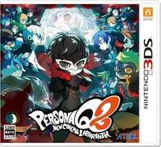 Nintendo Persona Q2 Cinema Labyrinth Nintendo 2018 3DS - $15.11