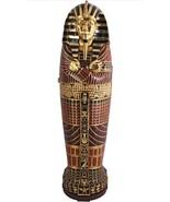 Life Size King Tut Storage Cabinet 6 Feet (dt) - £3,959.52 GBP
