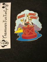 Disney Pin Finding Nemo Submarine Voyage Mine Mine Mine Seagulls FREE SHIP - $10.99