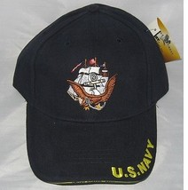 NEW U.S. Navy Baseball cap hat. Navy Blue. 5470 - $13.85