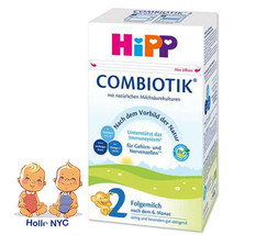 HiPP BIO Combiotic Stage 2 Organic Baby Formula  FREE EXPEDITED SHIPPING... - $34.95