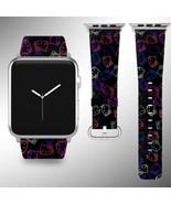 Hello Kitty Apple Watch Band 38 40 42 44 mm Series 5 1 2 3 4 Wrist Strap 01 - $24.99 - $27.99