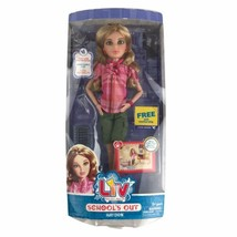 2010 Liv After School's Out Hayden Cool Doll Spin Master Articulated Dol... - $27.69