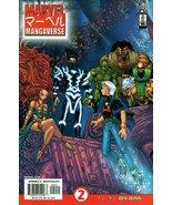 Marvel Mangaverse #2 [Comic] [Jan 01, 2002] - $3.00
