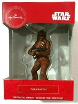 Hallmark Star Wars Chewbacca Wookie Christmas Ornament Cake Topper 2019 - $14.95