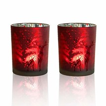 lEPECQ Living Room Decor Votive Candle Holders, Decorative Votive Candle... - $19.22