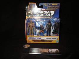 Marvel Guardians of the Galaxy Groot & Rocket Raccoon & Sakaaron Trooper New toy - $24.75