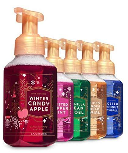 Bath & Body Works Christmas Soap - Holiday Traditions Gentle Foaming Hand Soaps