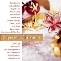 Superstar Christmas Va-Superstar Christmas  - $10.00