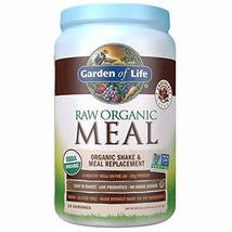 Garden of Life Meal Replacement - Organic Raw Plant Based Protein Powder Choc... - $61.54