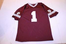 Youth Texas A&M Aggies #1 XL (14/16) Football Jersey (Maroon) NCAA - $15.88
