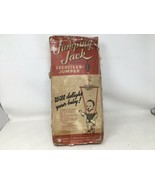Vintage 1950s 60s Jumping Jack Baby Exerciser Jumper In Box - $14.25