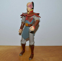 "AVATAR THE LAST AIRBENDER FIRE ASSAULT ZUKO ACTION FIGURE 10"" TALL NICKE... - $23.61"