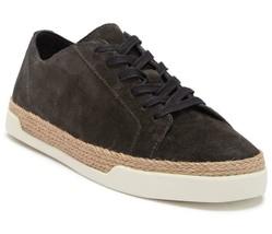 New in Box- $225 Vince. Jadon Low Top Graphite Suede Espadrille Sneaker Size 8 - $94.99