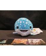 "Destiny Whale Shark Finding Dory Tsum Tsum Disney Store mini USA 3.5"" pl... - $14.24"