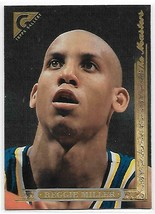 1995-96 Topps Gallery Reggie Miller The Masters - $1.25