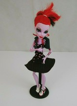 """Monster High 11"""" Doll Operetta With Outfit & Brush. Without Stand. - $22.14"""