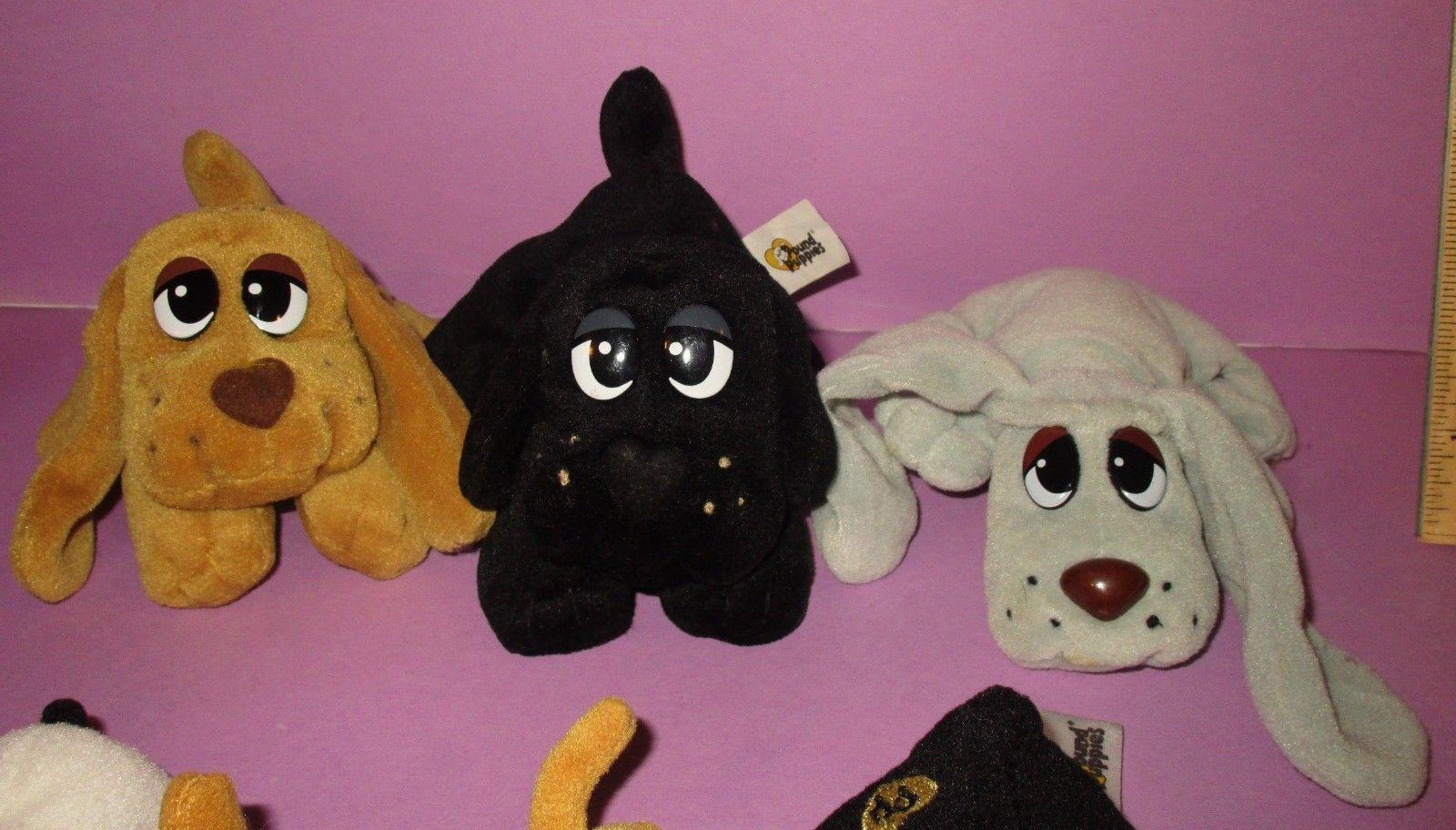 Vintage Tonka Hasbro Pound Puppies Puppy Dog and 14 similar items