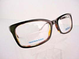 Fossil Grey (0QZY) Brown / Havana 52 X 16 135 mm Eyeglass Frames - $47.96