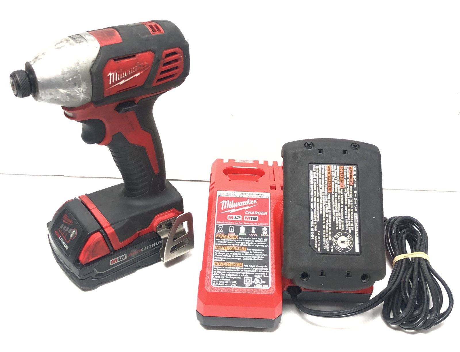 Milwaukee Cordless Hand Tools N/a
