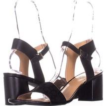 naturalizer Caitlyn Dress Sandals 223, Black, 9.5 N US - $43.19