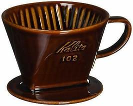 Kalita #02003 (Braun) Keramik Liverpool Tropfer für 2-4 Tassen - $39.39