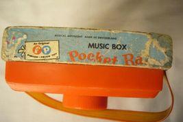 Fisher Price Do Re Mi Swiss Music Box 1969 image 6