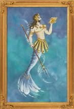 """Bella Filipina """"Triton"""" - Complete Xstitch Materials - $66.32"""