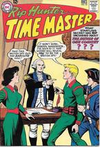 Rip Hunter..Time Master Comic Book #23, DC Comics 1964 VERY FINE- - $32.81