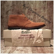 Timberland Men's NEW Wodehouse Lost History suede chukka boots Company. ... - $129.97