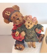 Boyd Bear Collection - Grant & Clari -Home in the Hearland #227724CI - $16.00