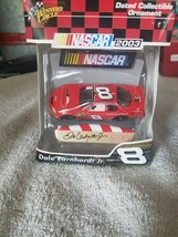 Dale Earnhardt Jr Winner's Circle #8 2003 Dated Collectible Christmas Or... - $48.88