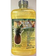 Suero Oral Electrolyte Solution Pineapple 1 Lt - $19.70